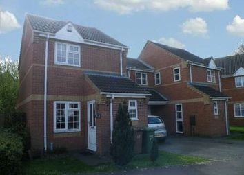 Thumbnail 3 bedroom semi-detached house to rent in Heron Park, Parnwell, Peterborough
