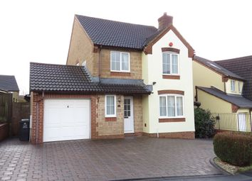 Thumbnail 4 bed detached house for sale in Gorse Way, Ivybridge