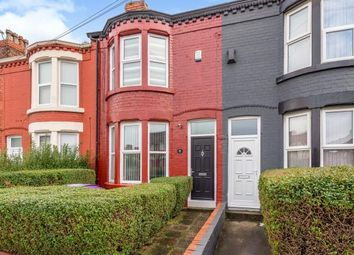 Thumbnail 3 bed terraced house for sale in Suburban Road, Anfield, Liverpool, Merseyside