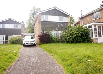 Thumbnail 3 bed detached house for sale in Wood Lane, Handsworth Wood, Birmingham