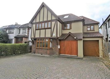 Thumbnail 5 bed detached house for sale in Watford Road, Harrow, Pebworth Estate, Middlesex