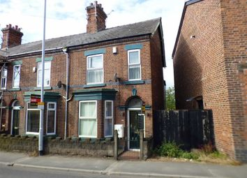 Thumbnail 2 bed end terrace house for sale in Crewe Road, Wheelock, Sandbach