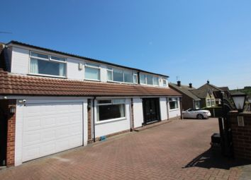 Thumbnail 6 bed detached house for sale in Meadow Park Drive, Stanningley, Pudsey