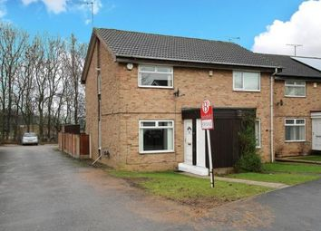 Thumbnail 2 bed semi-detached house for sale in Bramley Grange Way, Bramley, Rotherham, South Yorkshire