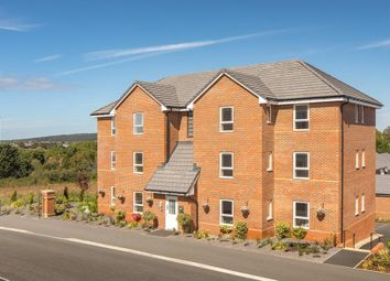 "Thumbnail 2 bed flat for sale in ""Foxton"" at St. Georges Way, Newport"