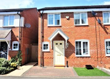 Thumbnail 3 bed semi-detached house for sale in Bryan Budd Close, Rowley Regis