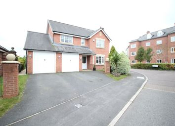 Thumbnail 4 bed detached house for sale in Greenside, Cottam, Preston