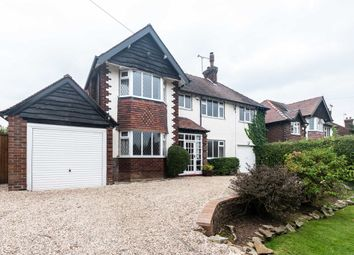 Thumbnail 4 bed detached house to rent in Lower Meadow Road, Brooke Park, Handforth, Wilmslow