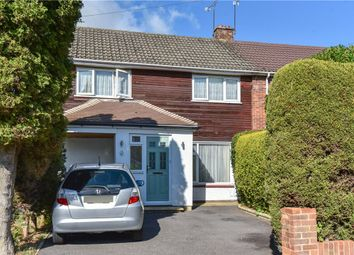 Thumbnail 3 bed terraced house for sale in Surbiton Road, Camberley, Surrey