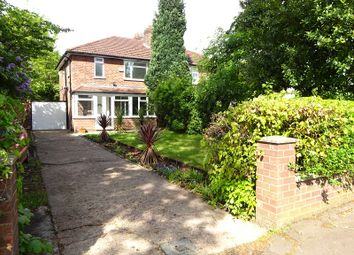 Thumbnail 3 bed semi-detached house for sale in Withington Road, Whalley Range, Manchester.