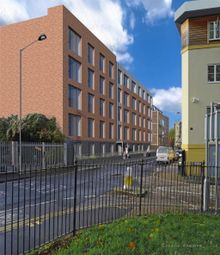 Thumbnail 1 bed flat for sale in Braggs Lane, Bristol