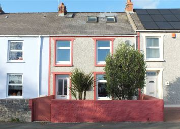 Thumbnail 3 bed terraced house for sale in Marsh Road, Tenby, Pembrokeshire
