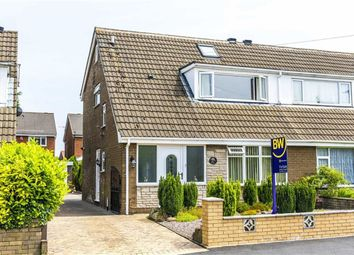 Thumbnail 3 bed semi-detached house for sale in Taunton Avenue, Leigh, Lancashire