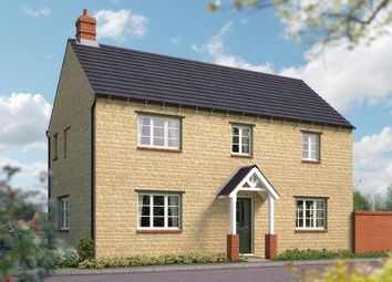 "Thumbnail 4 bed detached house for sale in ""The Montpellier"" at Towcester Road, Silverstone, Towcester"