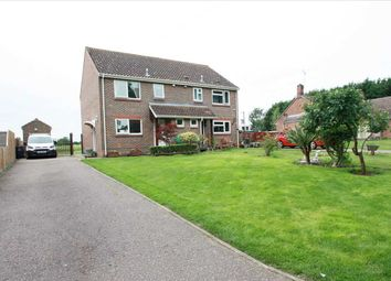 Thumbnail 3 bed semi-detached house for sale in Church Road, Stambourne, Halstead