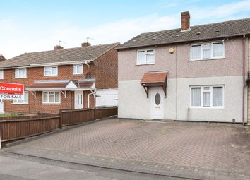 Thumbnail 3 bed semi-detached house for sale in Durberville Road, Parkfields, Wolverhampton