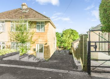 Thumbnail 3 bed semi-detached house for sale in Victoria Gardens, Batheaston, Bath