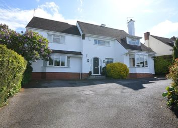 Thumbnail 5 bedroom detached house for sale in Wellsway, Keynsham