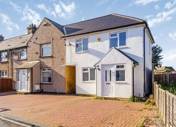 Thumbnail 3 bed semi-detached house to rent in Elm Road, Dartford