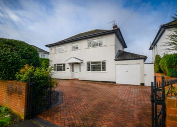 Thumbnail 4 bed detached house for sale in Badminton Road, Downend