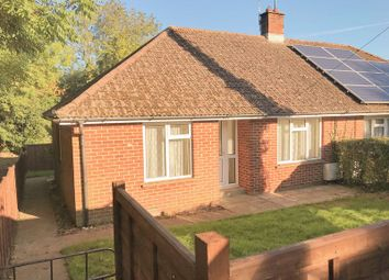 Thumbnail 2 bedroom bungalow to rent in Lower Furlongs, Brading, Sandown