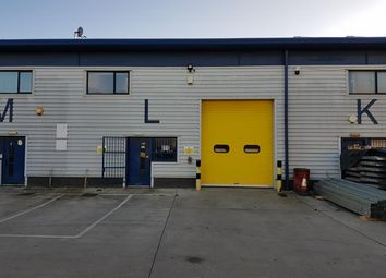 Thumbnail Industrial for sale in Unit L, Oyo Business Units, Hindmans Way, Dagenham, Essex
