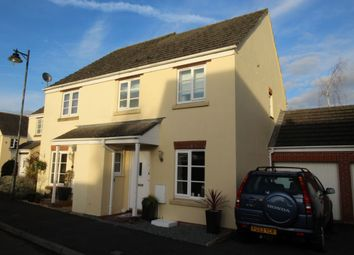 Thumbnail 3 bed semi-detached house for sale in St. Margarets Close, Calne