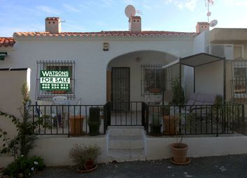 Thumbnail 3 bed terraced house for sale in Urb. La Marina, San Fulgencio, La Marina, Alicante, Valencia, Spain