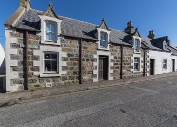 Thumbnail 3 bed cottage for sale in New Street, Portknockie, Buckie, Moray
