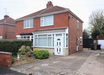 Thumbnail 2 bed semi-detached house for sale in Crompton Avenue, Sprotbrough, Doncaster