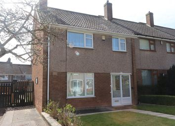 Thumbnail 3 bed end terrace house for sale in Peach Ley Road, Birmingham