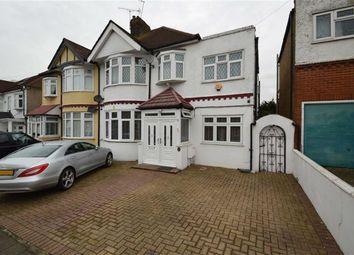 Thumbnail 4 bed semi-detached house for sale in Vista Drive, Redbridge, Essex