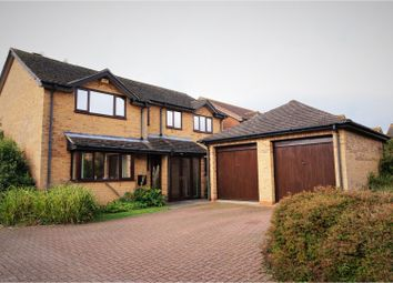 Thumbnail 5 bed detached house for sale in Payne Road, Wootton