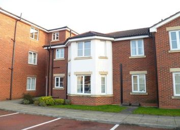 Thumbnail 2 bed flat to rent in Rhuddlan Court, Saltney, Chester