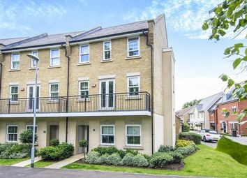 Thumbnail 4 bed end terrace house for sale in Epping, Essex