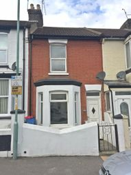 Thumbnail 2 bedroom terraced house to rent in Cowper Road, Gillingham, Kent
