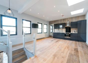 Thumbnail 2 bed end terrace house to rent in Bramfield Road, London