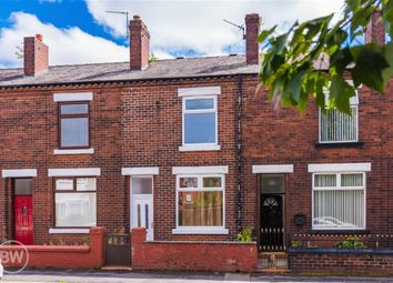 Thumbnail 2 bed terraced house to rent in Poplar Street, Leigh, Lancashire