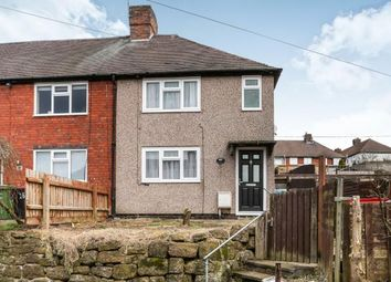Thumbnail 3 bed end terrace house for sale in Ryder Row, Gun Hill, Coventry, Warwickshire