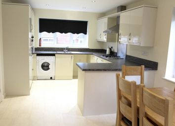 Thumbnail 3 bed detached house for sale in Heol Miaren, Elms Farm, Llanharry -, Pontyclun