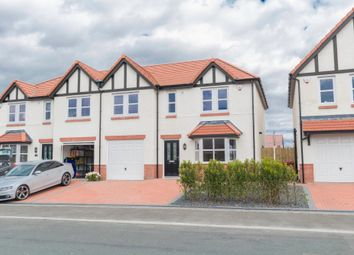 Thumbnail 4 bed semi-detached house for sale in Tamar Mews, Tamar Gardens, Walney, Barrow-In-Furness