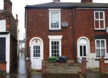 Thumbnail 2 bed terraced house for sale in Queens Road, Great Yarmouth, Norfolk
