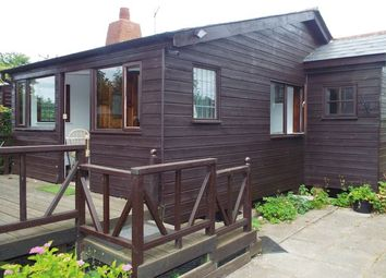 Thumbnail 2 bed lodge for sale in Nelsons Cabin, Ferry Landings, Ovington