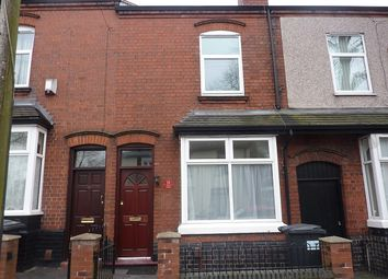 Thumbnail 2 bed terraced house to rent in Albert Street, Newcastle-Under-Lyme