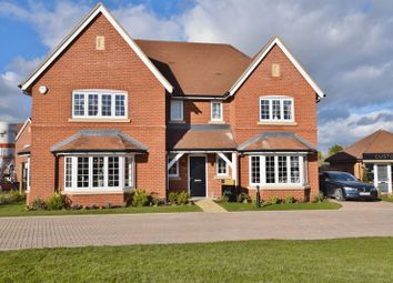 Thumbnail 5 bed detached house to rent in Dollicott, Haddenham, Aylesbury