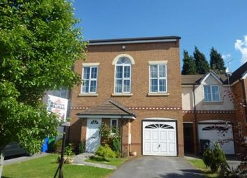 Thumbnail 3 bed town house to rent in Chelsfield Grove, Chorlton