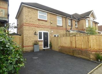 Thumbnail 3 bedroom terraced house for sale in Lower Parkstone, Poole, Dorset