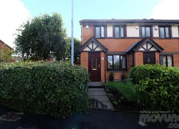 Thumbnail 2 bed property for sale in Harley Avenue, Harwood, Bolton