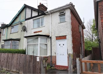 Thumbnail 3 bed semi-detached house for sale in Bonsall Street, Long Eaton