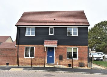 Thumbnail Detached house for sale in Cherry Tree Road, Didcot